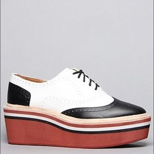 DV8 Dolce Vita The Frankee Wingtip Shoe